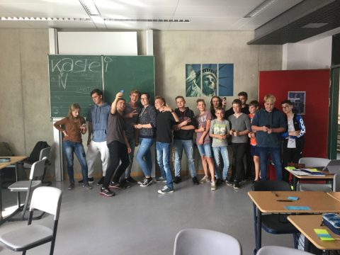Medientutoren der Realschule Traunreut